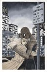 Spider-Man and Gwen Stacy by Protokitty