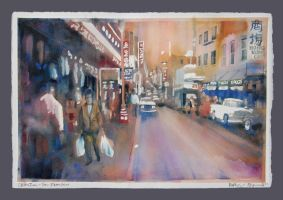 Chinatown_San Francisco 1997 by richardcgreen