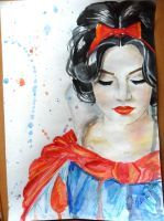 Snow White by XeniaAster