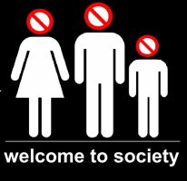 welcome to society by publicdisregard