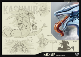 Kashmir by 2MindsStudio
