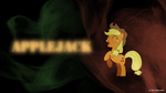 Applejack Mist Wallpaper by nsaiuvqart