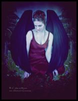 Angel of Sorrow by Shadowed-Awakening