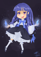 bernkastel holds the fragments of your miracle by amaiawa