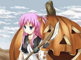 Before Kiseki Halloween... by V-Nix