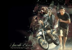 Jacob Black Breaking Dawn by VaL-DeViAnT