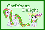 Caribbean Delight ref (G3 to G4) by Bakufoon