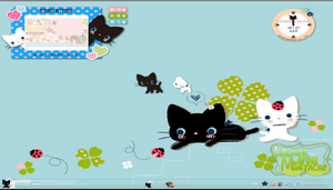 Screenshot Gatitos by NathalieHurtado by NathalieHurtado