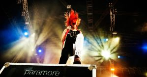 Paramore by KennethLehtinen