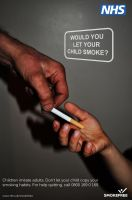NHS Anti Smoking Poster by Sam2812