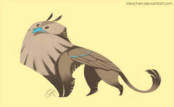 Griffin by Canvascope