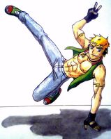 Miks Break Dance - color by 09tuf