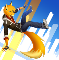 Kickin' It by Spectrum-VII