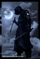 Moonlight Shinobi by SpAzZnaticShuRIken
