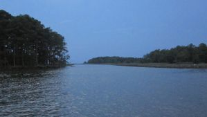 Janes Island Waterway by kdawg7736