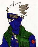 Kakashi 1000 Years Of Death by tabby25