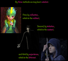 Ways to learn wisdom by Nyx-godess