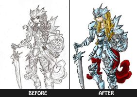 Before - n - after by Darkstar-SD