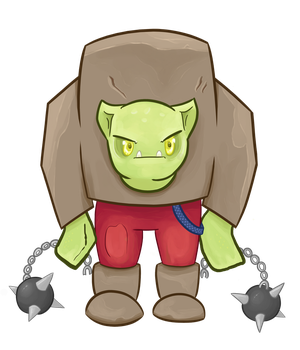 Orc by Steph1254