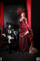 JE preview - Black Butler by objectif-costumes