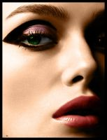Keira Knightley Colorize by old-paper