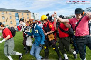 25 Oct MCM LON Team Fortress 2 Conga!! 2 by TPJerematic