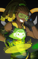 Overwatch - Lucio by PokeyPokums