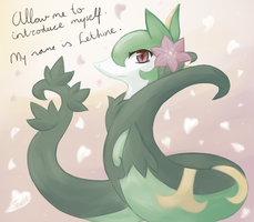 Serperior - New Beginnings by Reshidove
