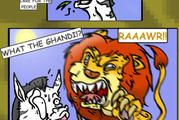 the lion thing by ZoDy