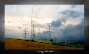 Electric Nature #01 by artofphotograhy
