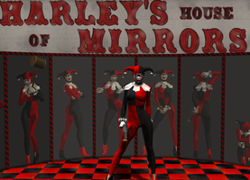 Harley's House of Mirrors by DexPac