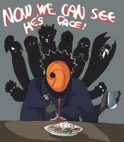Tobi can't eat.. by Cocodoo