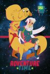 Adventure Time With Finn N Jake- IN SPACE by rico-reco
