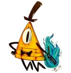 GF-Bill Cipher by BenjiLion09