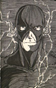 The Flash by hikage11