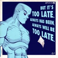 WW 02 Dr Manhattan by RickCelis
