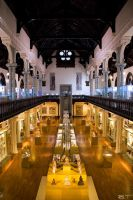 The Hunterian Museum by Mgsblade