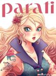 Tattooed Cover Girl _ Para Ti by Mako-Fufu