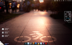 Cyclist Light by yo-bhan