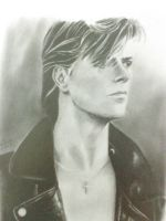 david bowie by monicasunlight