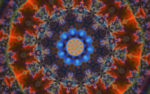 Mandala Mayhem 10 by Don64738