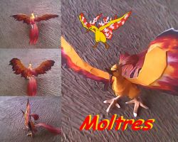 Moltres by turtwigcuTey