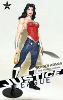 Wonder Woman New 52 custom by Chalana87