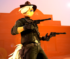 [SFM] Sundown Showdown by Commodor-Richter