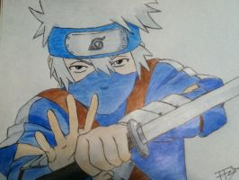 Young Kakashi by Tonnie95