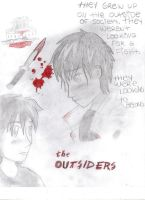 The Outsiders- Movie Poster by Madd-Mikk