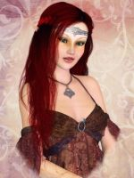 Lady RavenMoon by RavenMoonDesigns