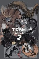 TEAM FOREST sketch by Kethavel