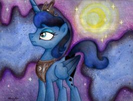 Luna's Profile Picture by NancyKsu