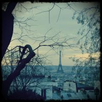Good morning, Paris by rigallise